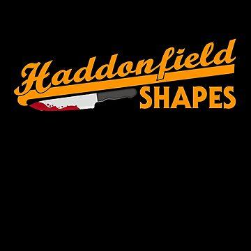 Horror Team - Haddonfield Shapes by zombill