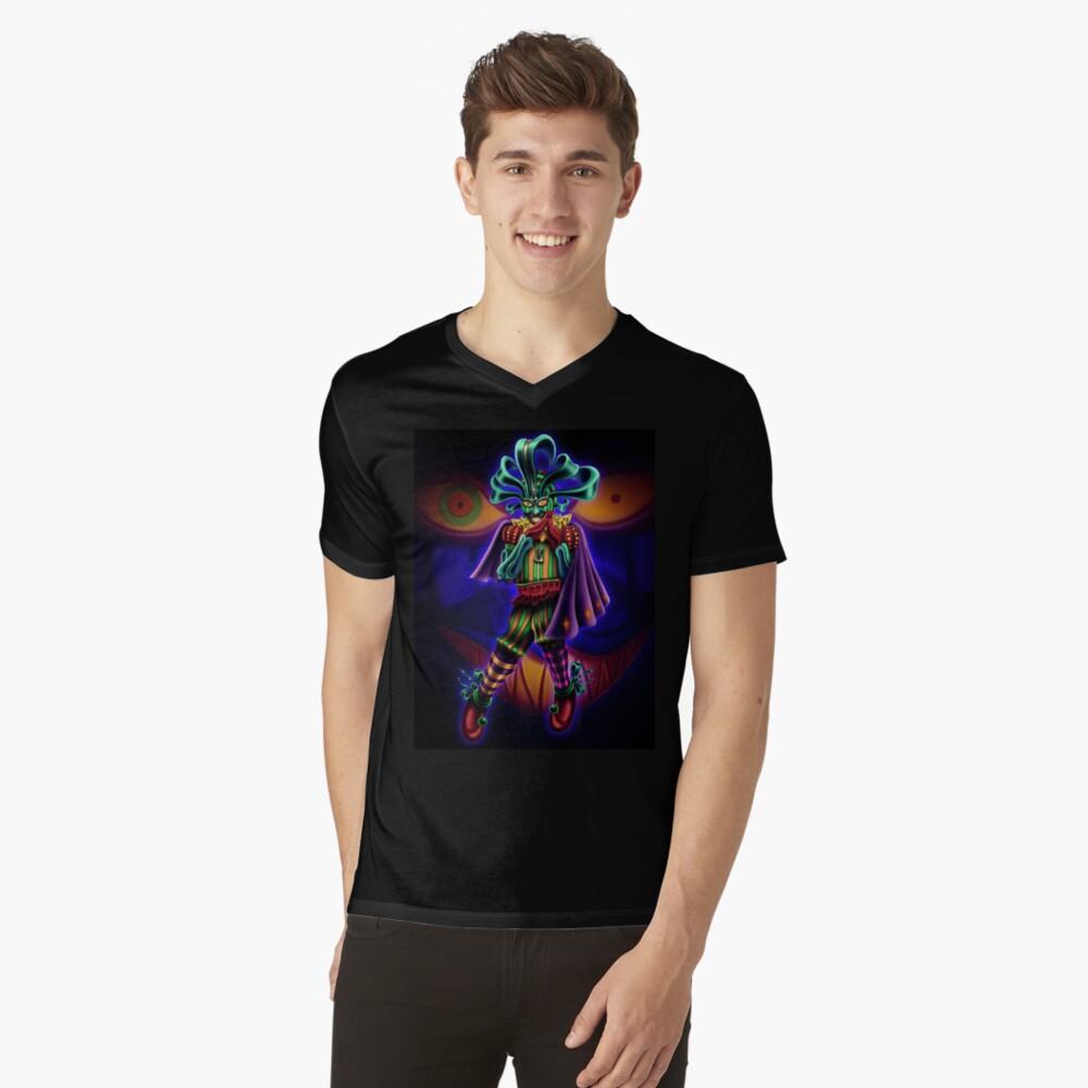 The Toy Maker V-Neck T-Shirt