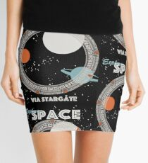 Explore Space Mini Skirt