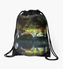 Autumnal (Night) Drawstring Bag
