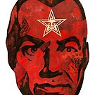 Big Brother - Shepard Fairey by Cesar Costa
