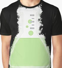 Flask beaker glowing Art Graphic T-Shirt