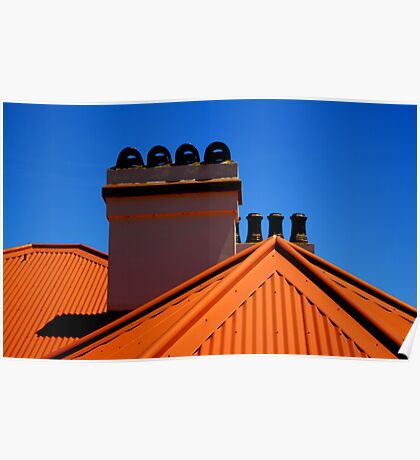 Lighthouse Keepers Cottage - Palm Beach - Sydney - Australia Poster