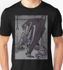 Shackled Shadow Dragon Unisex T-Shirt