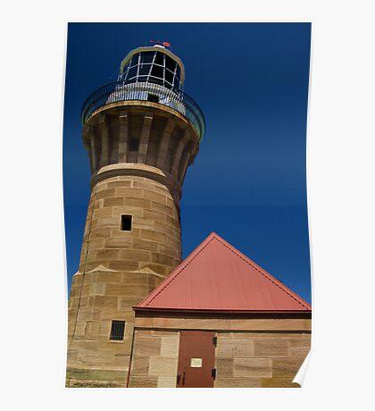 Lighthouse - Palm Beach - Sydney - Australia Poster