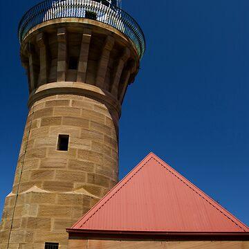 Lighthouse - Palm Beach - Sydney - Australia by BryanFreeman
