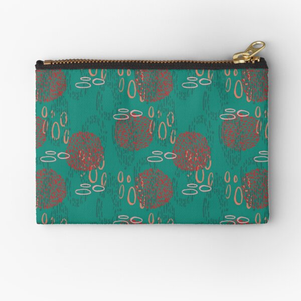 Warm and Cool #2 Zipper Pouch
