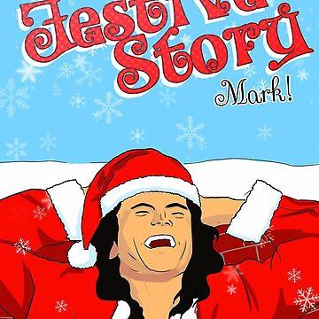 A Very Wiseau Christmas by kestrelsgomoo