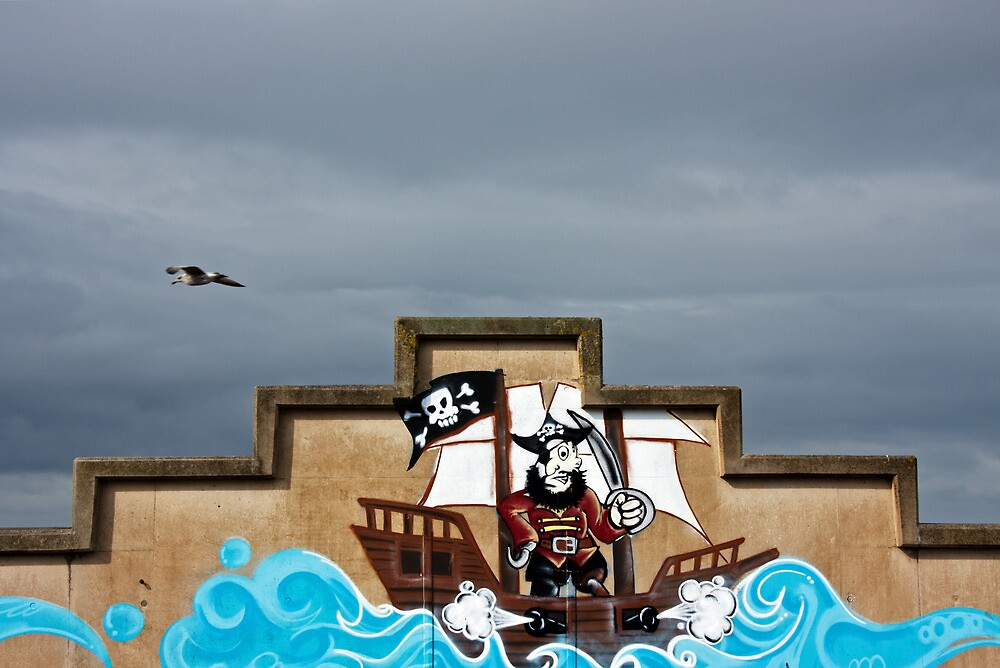 Pirate by Mark E. Coward