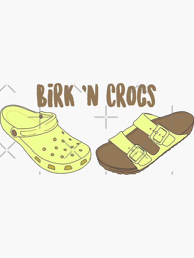 Birk n Crocs von 3blondegirls
