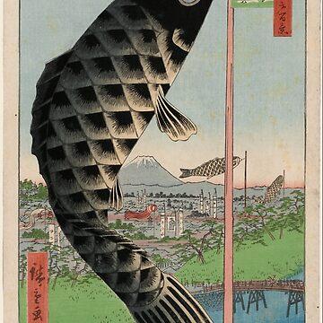 Japanese Fish by Evilninja