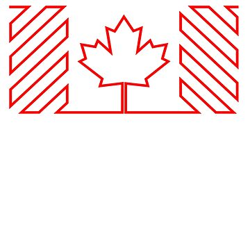 Minimalist Canada by BelleInconnue