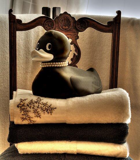 Bathtime Buddy  by SandraRos