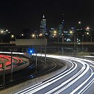 Perth City Traffic  by EOS20