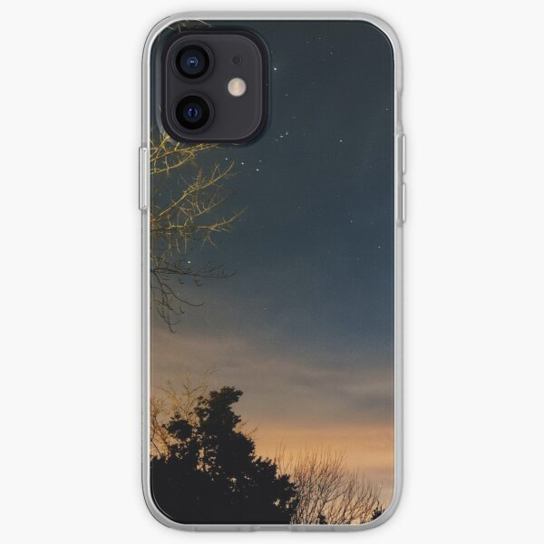 End of the night iPhone Soft Case