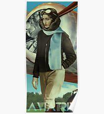 Aviatrix Poster