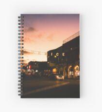 Sunset Venice Spiral Notebook