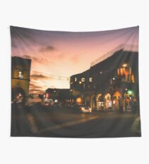 Sunset Venice Wall Tapestry