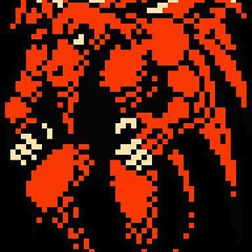 Japanese Demon by winscometjump