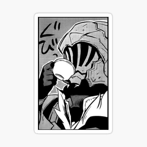 Goblin Slayer - Sipping Tea Sticker