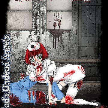 Undead Angels: Zombie Nurse by EnforcerDesigns