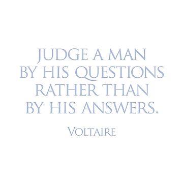 Judge a man by randycoffey