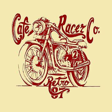 Cafe Racer  by geekone