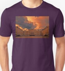 Latvia. Rundale Palace. Sunset. T-Shirt