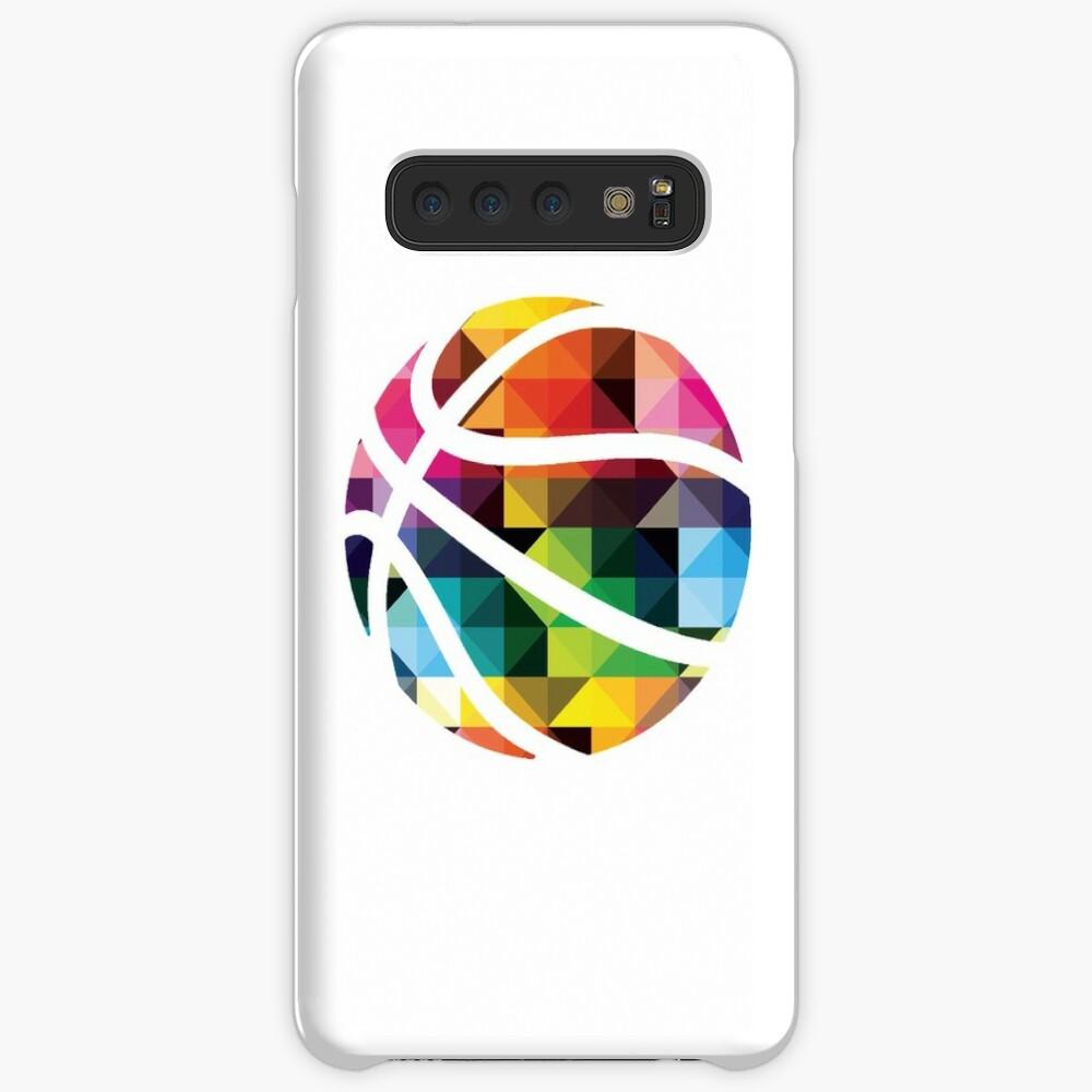 Basketball Hüllen & Klebefolien für Samsung Galaxy