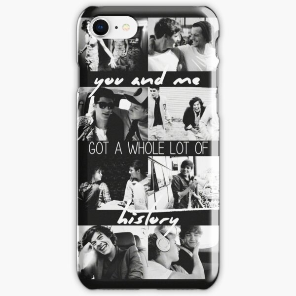 History One Direction Collage iPhone Snap Case