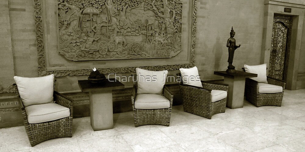 Welcoming Guests  by Charuhas  Images