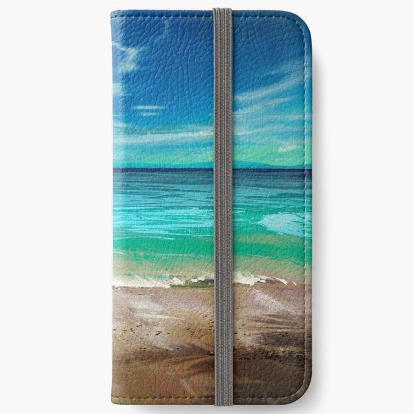 Ocean study iPhone Wallet