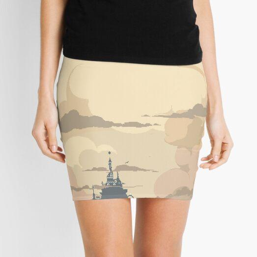 Castle Mini Skirt