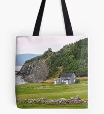 Capstick, Nova Scotia Tote Bag