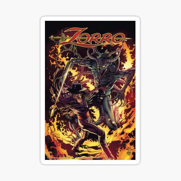 Zorro™ - Swords of Hell No. 003 Sticker