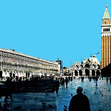 Venezia San Marco by FRANKENBERG  by Hell-Prints
