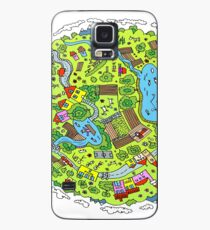 My Happy Planet Case/Skin for Samsung Galaxy
