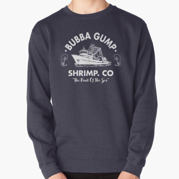 Bubba Gump Shrimp Pullover Sweatshirt