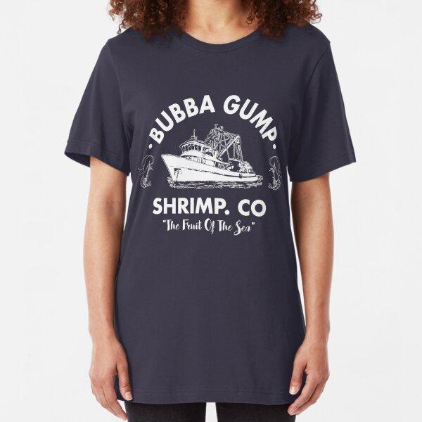 Bubba Gump Shrimp Slim Fit T-Shirt