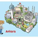 Ankara, the best of by Emir Isovic