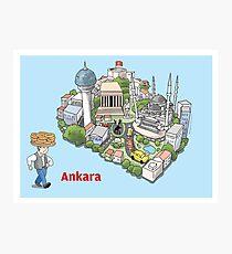 Ankara, the best of Photographic Print