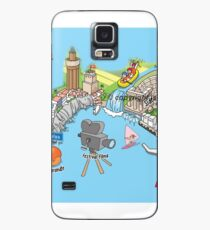Antalya, oranges and films Case/Skin for Samsung Galaxy