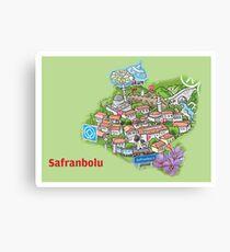 My Lovely Safranbolu  Canvas Print