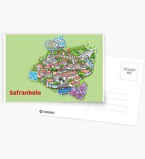 My Lovely Safranbolu  Postcards