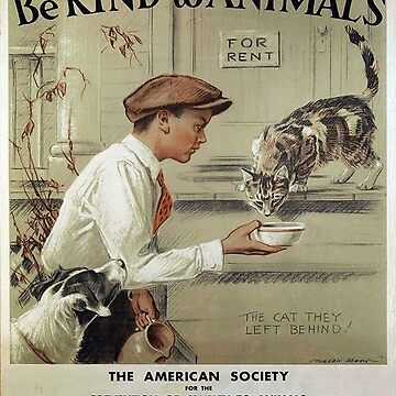 Be Kind to animals by Evilninja