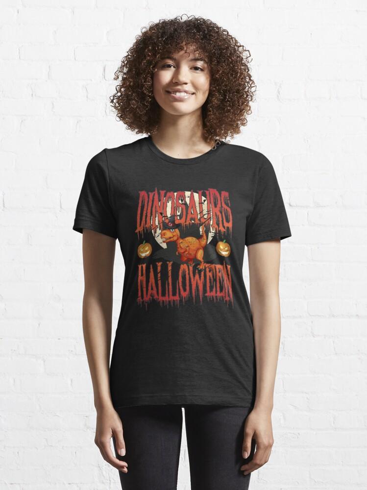 Alternative Ansicht von Halloween Dinosaur Costume T-Rex - Scary Halloween Gift Essential T-Shirt