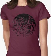 Break Free Womens Fitted T-Shirt