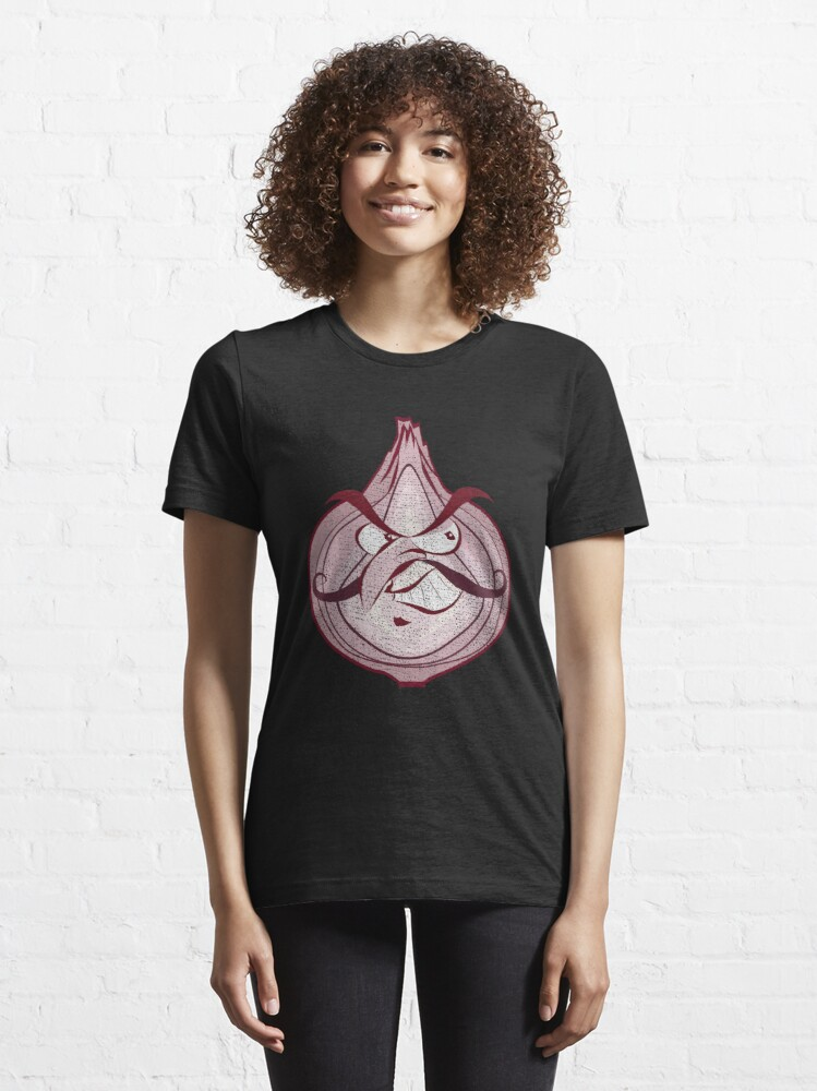 Alternative Ansicht von Onion Miscreant Halloween Costume  - Scary Halloween Gift Essential T-Shirt