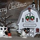 Farm Christmas by Kimberly Adams