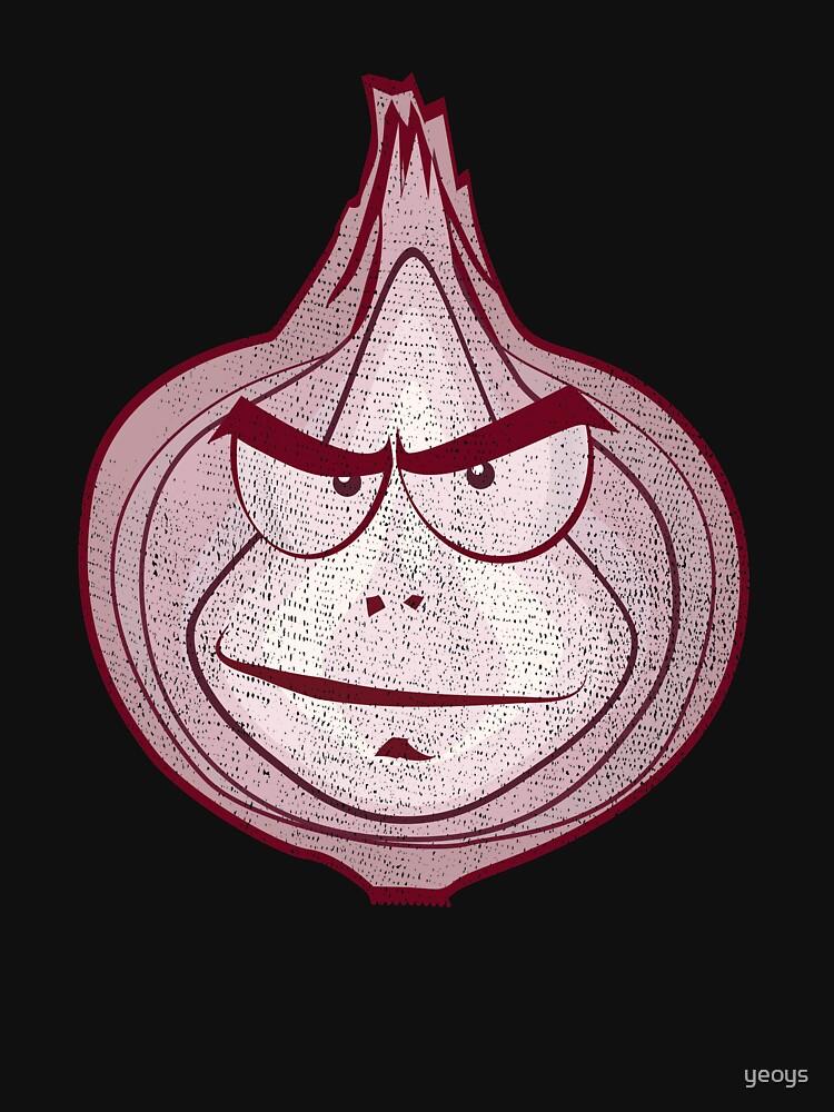 Onion Baddie Halloween Costume - Scary Halloween Gift von yeoys